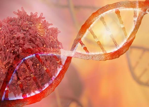 Dna Strand Cancer Cell Oncology